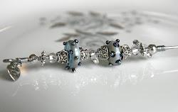 Handmade Artisan Glass Lampwork Beads