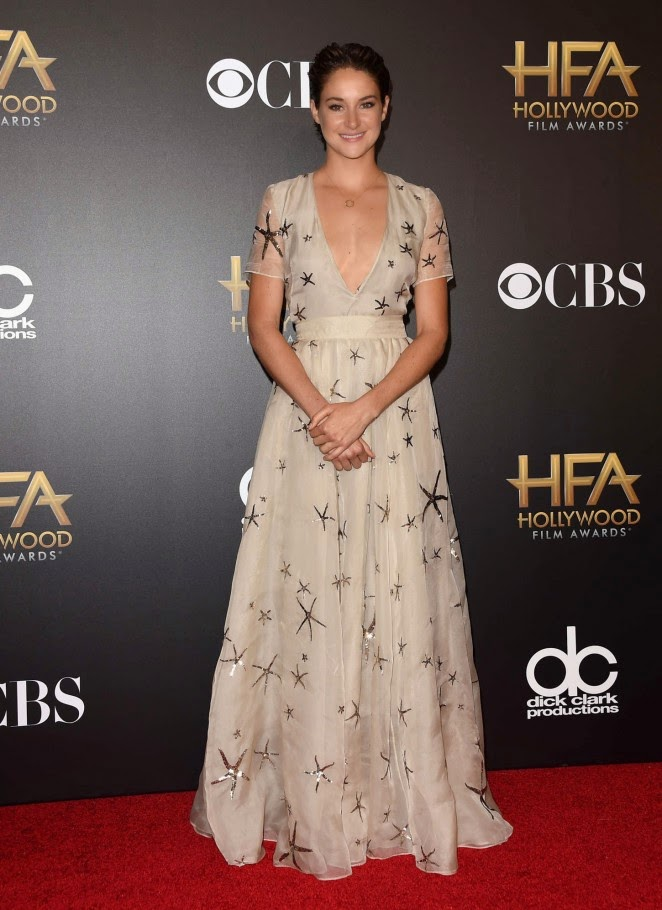 Shailene Woodley – 18th Annual Hollywood Film Awards in Hollywood