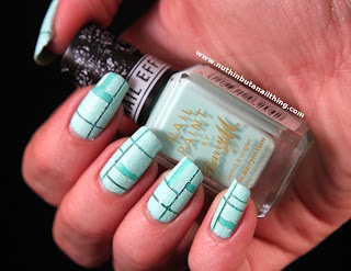 barry m ridley road nail art