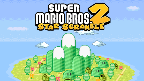 Arcade games: Super Mario Star Scramble 2 | Top Games Tube