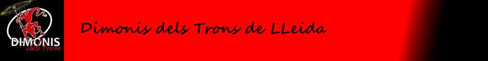 Dimonis dels Trons de Lleida