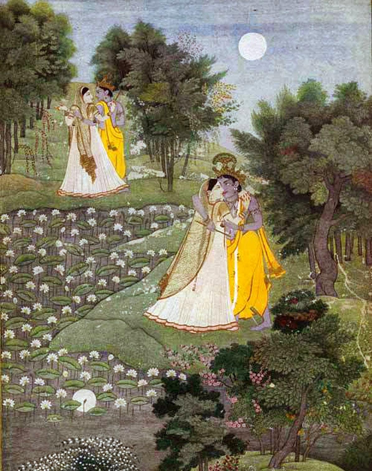 madangopal: paṭu and mṛdu synonyms
