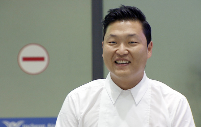 Psy to visit united states again in september daily k pop news