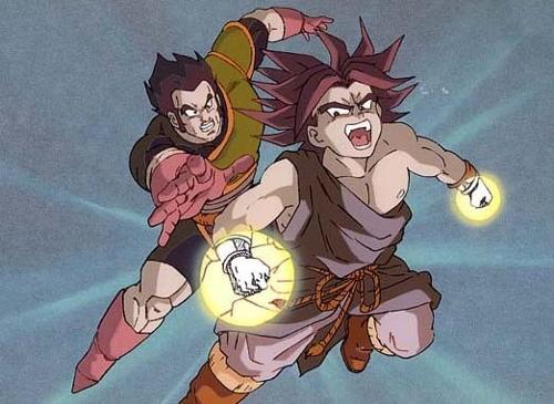 Dragon Ball Blog Theories: Intentadole dar sentido a lo sin ...