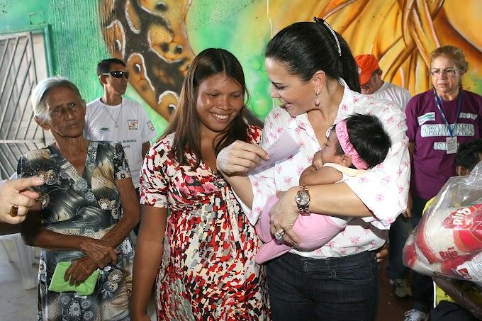 Governo do Estado beneficia mais de duas mil famílias em Manacapuru com Amazonas Solidário