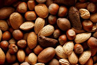 المكسرات اغذية صحية للقلب