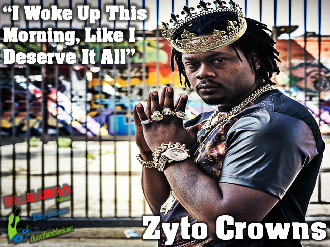 Zyto Crowns Interview