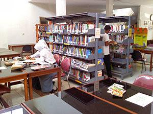 Perpustakaan Sepi Pengunjung  Di Indonesia