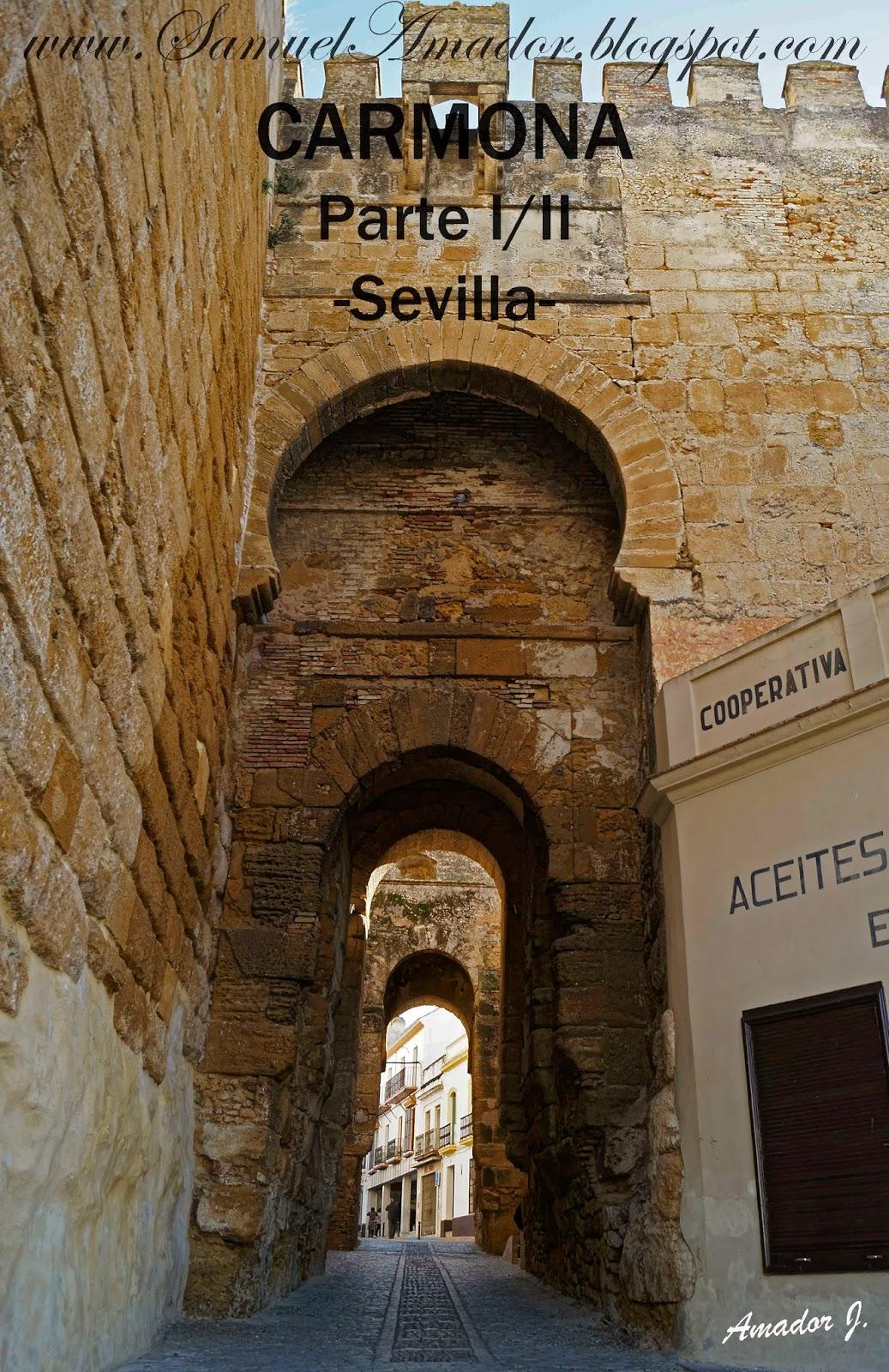 Samuel amador carmona parte 1 2 sevilla for Puerta de sevilla carmona