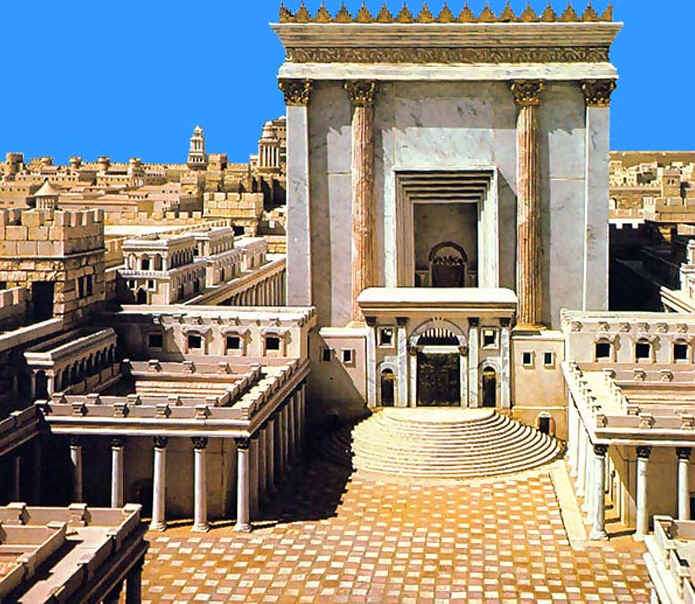 The Second Temple of Solomon