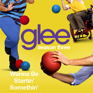 Glee Wanna Be Startin Somethin Lyrics