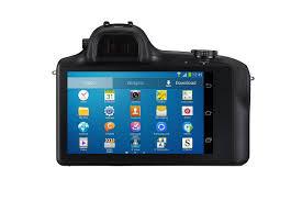 Samsung Galaxy NX, nova câmera com Android chega em outubro