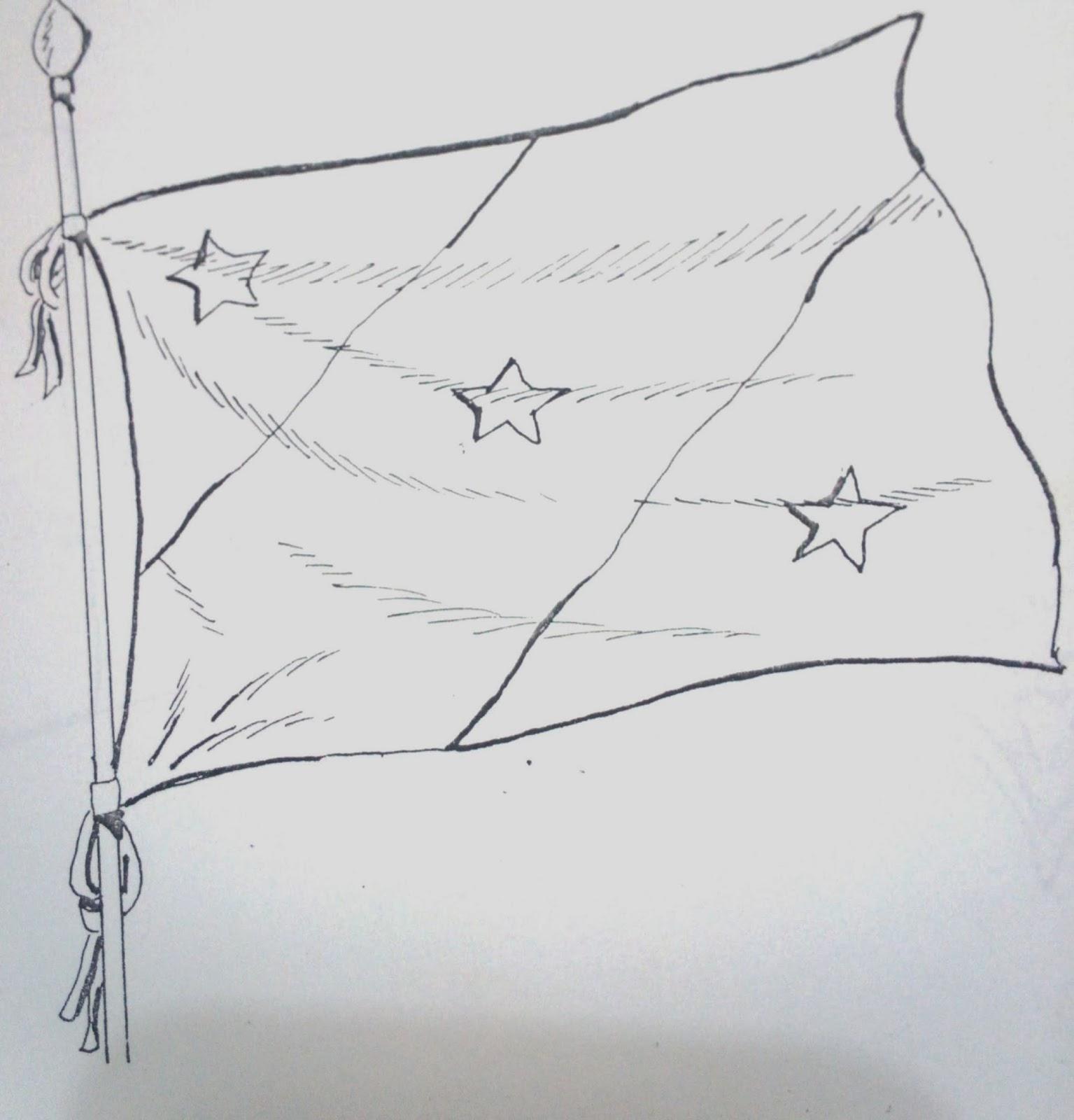 Único Colorear Bandera De México Motivo - Dibujos Para Colorear En ...
