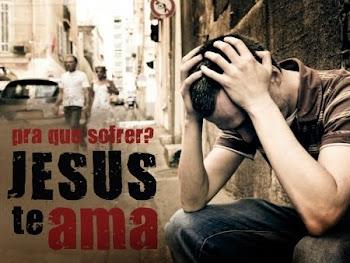 Todos necessitam de Jesus