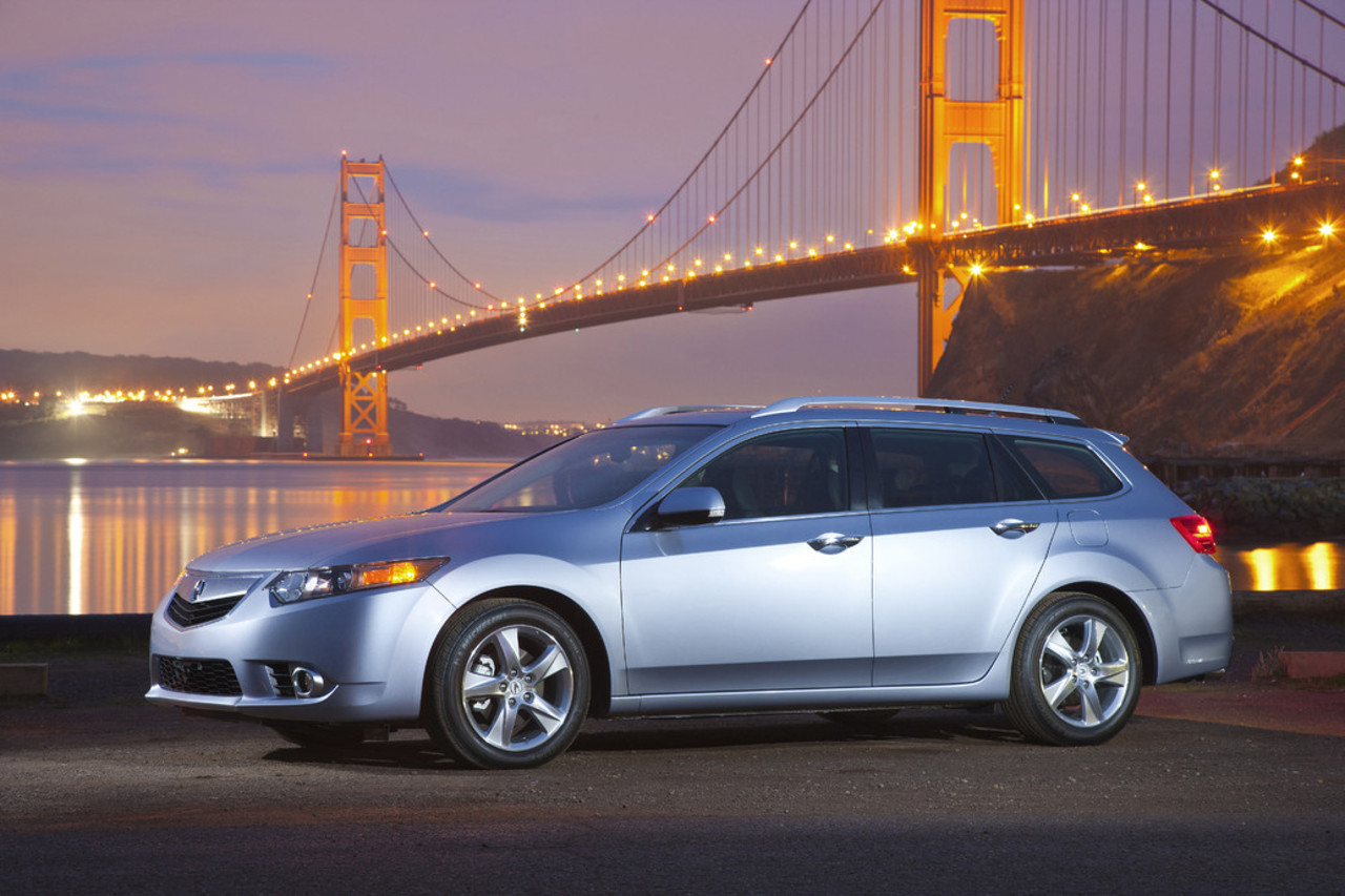 hotcarupdate 2013 acura tsx sport wagon priced from 31 860. Black Bedroom Furniture Sets. Home Design Ideas