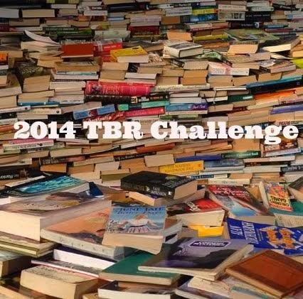 TBR Challenge 2014