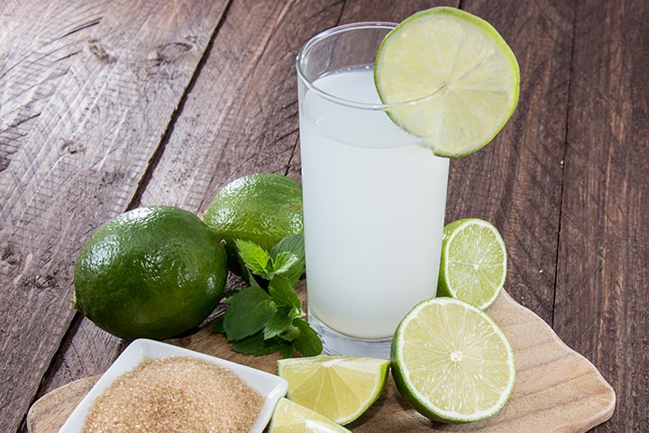 home remedies for armpit odor is lime juice. Simply cut a lime ...