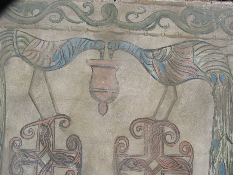 fresco christian art