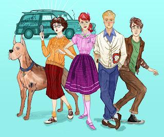 Imagenes de Scooby Doo