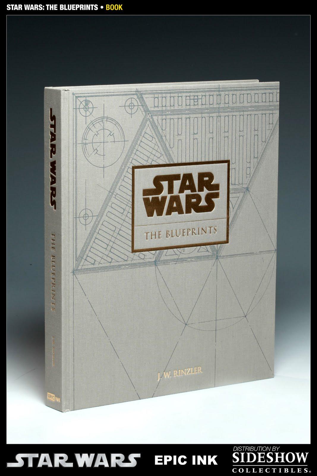 Star wars the blueprints book sg toys star wars the blueprints book malvernweather Choice Image