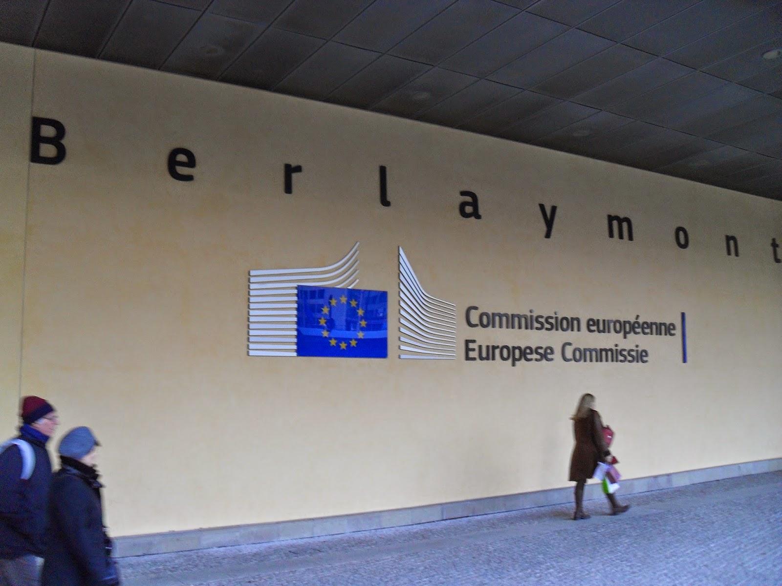 Berlaymont Comisión Europea