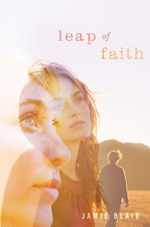 book cover of Leap of Faith by Jamie Blair