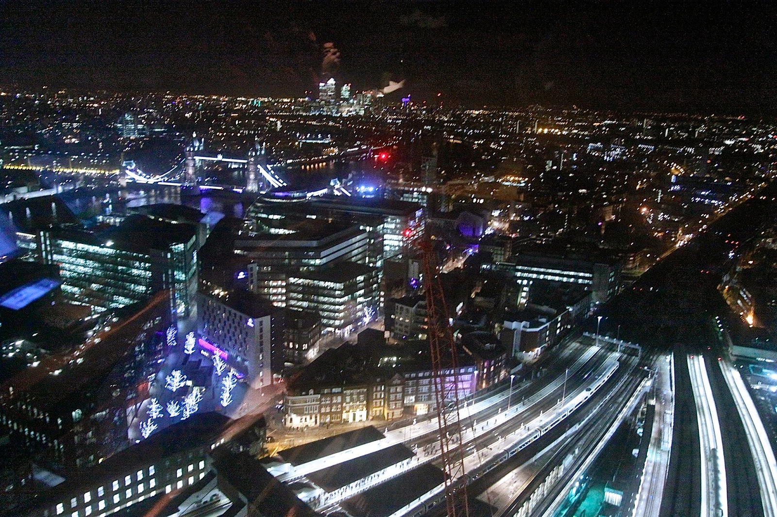 The London Foodie Oblix At The Shard