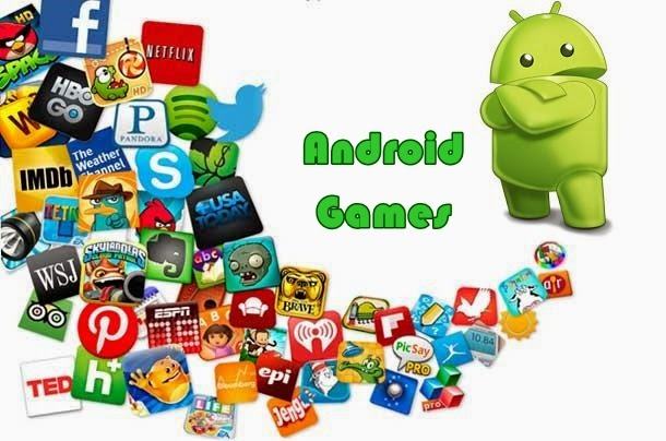 Free download games seru Android terbaik gratis selama bulan Oktober 2014 .APK Full + data
