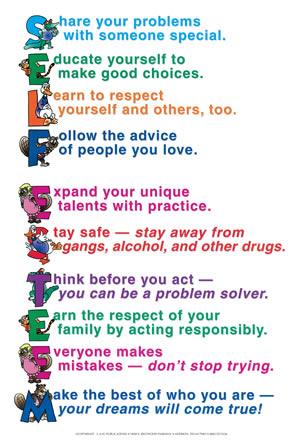 Tips to improve self esteem