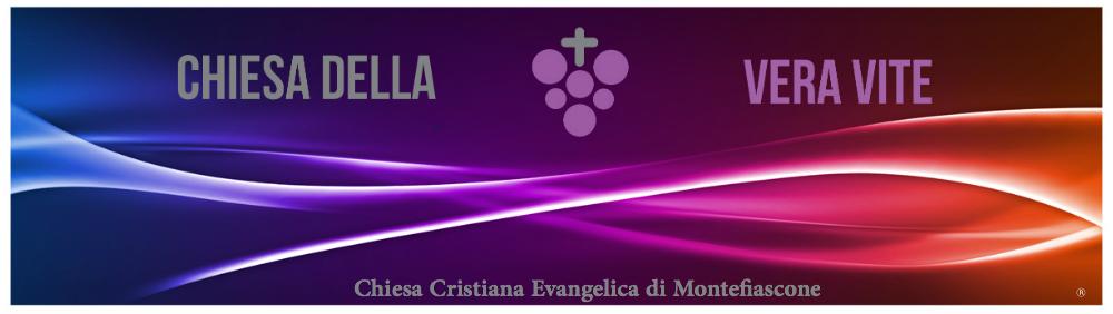Riflessioni e Prospettive - Chiesa Cristiana Evangelica della Vera Vite