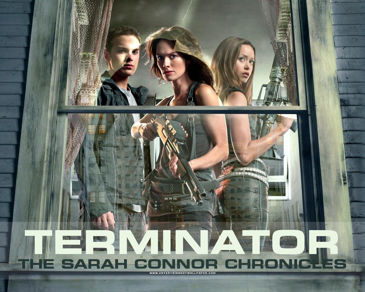 Terminator Series Canceladas Tropa Friki