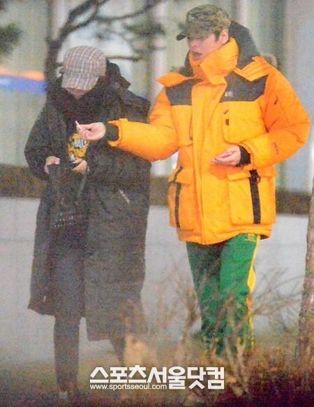 Lee Jang Woo & Oh Yeon Seo Pacaran 3