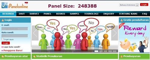 Cara Mendaftar dan Membuat Akun di iPanel Online 1