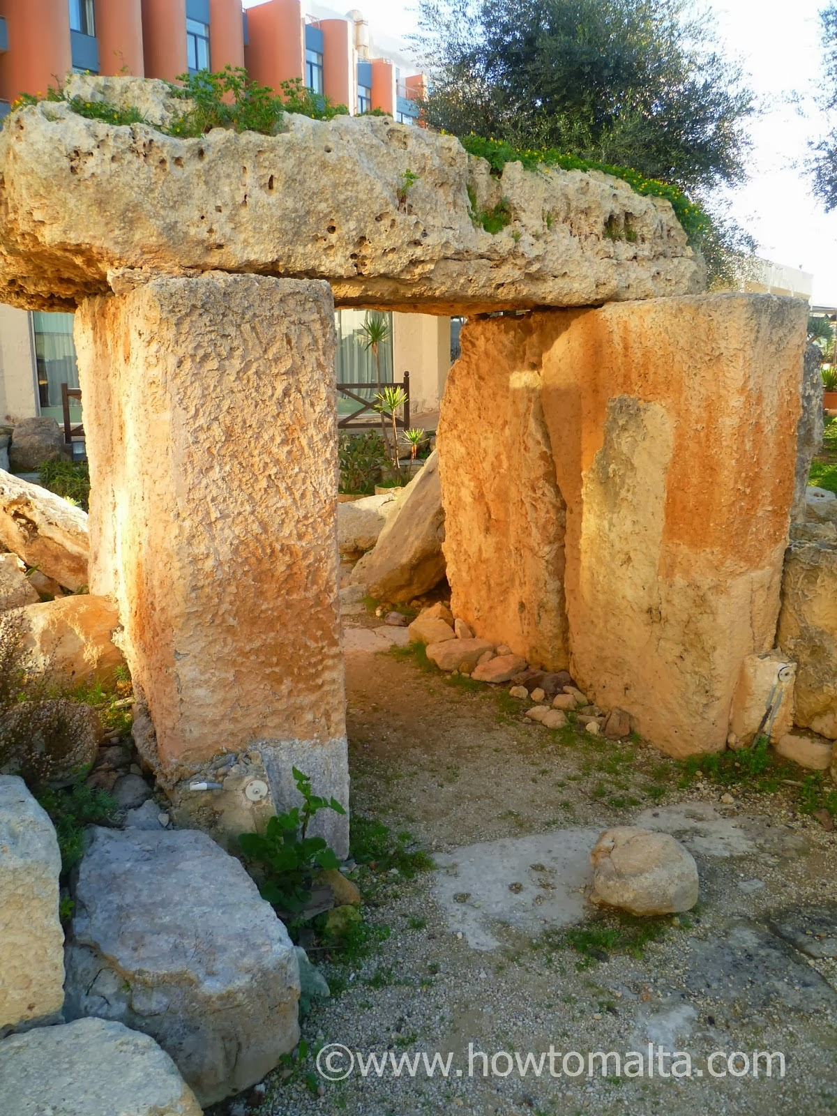 Bugibba Temple