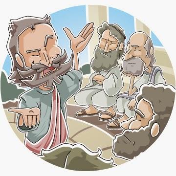 Paul addresses the Areopagus