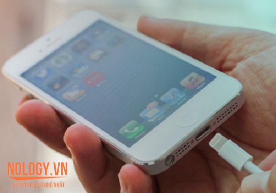 Những lưu ý khi sử dụng Iphone