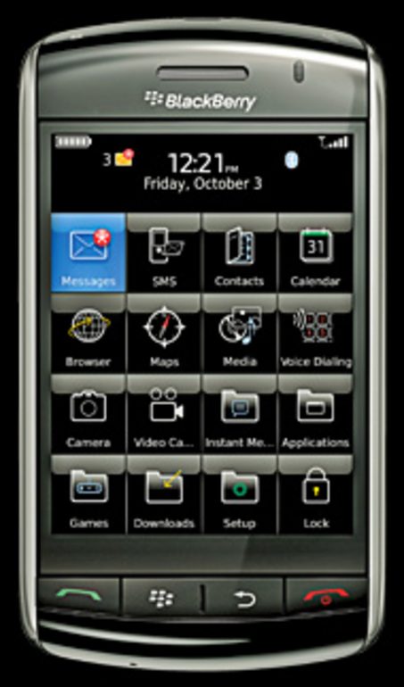 all blackberry phones - photo #10