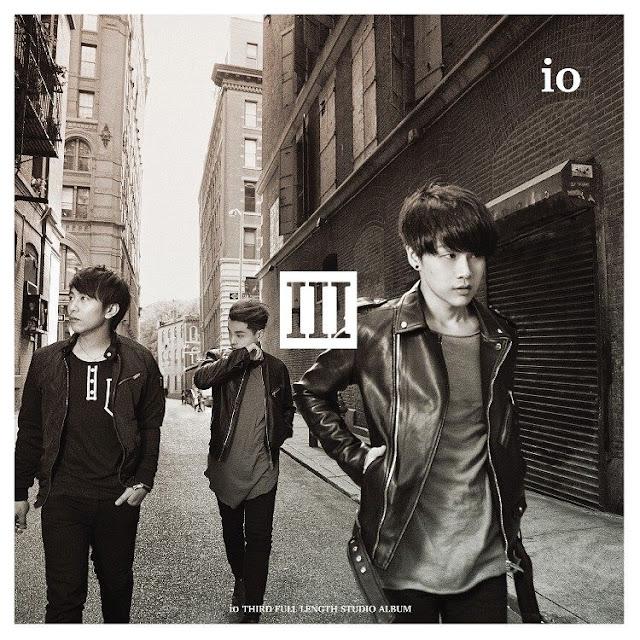 io樂團新專輯【III】預購 哪裡買