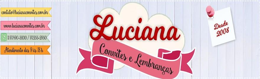 Luciana Convites Infantis Temáticos - Cha de Bebe