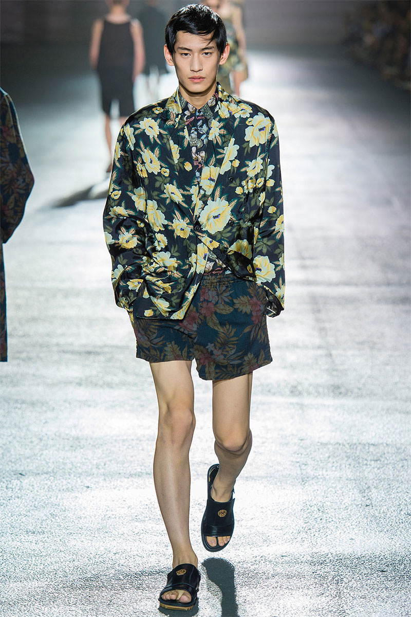 cool chic style to dress italian dries van noten spring summer 2014. Black Bedroom Furniture Sets. Home Design Ideas