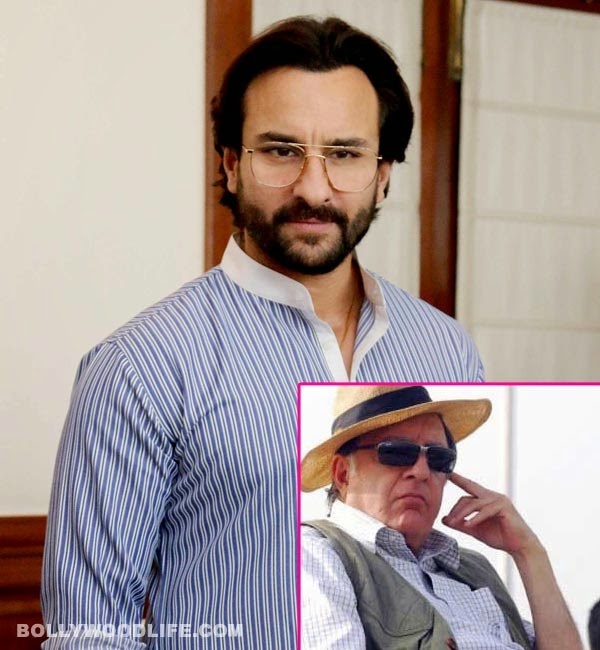 saif ali khan to make a film on his late father mansoor