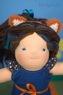 tansy dolls customes waldorf dolls bamboletta dragonflys hollow