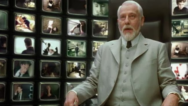 Blogorrhea how to make a story more visual for Matrix reloaded architect