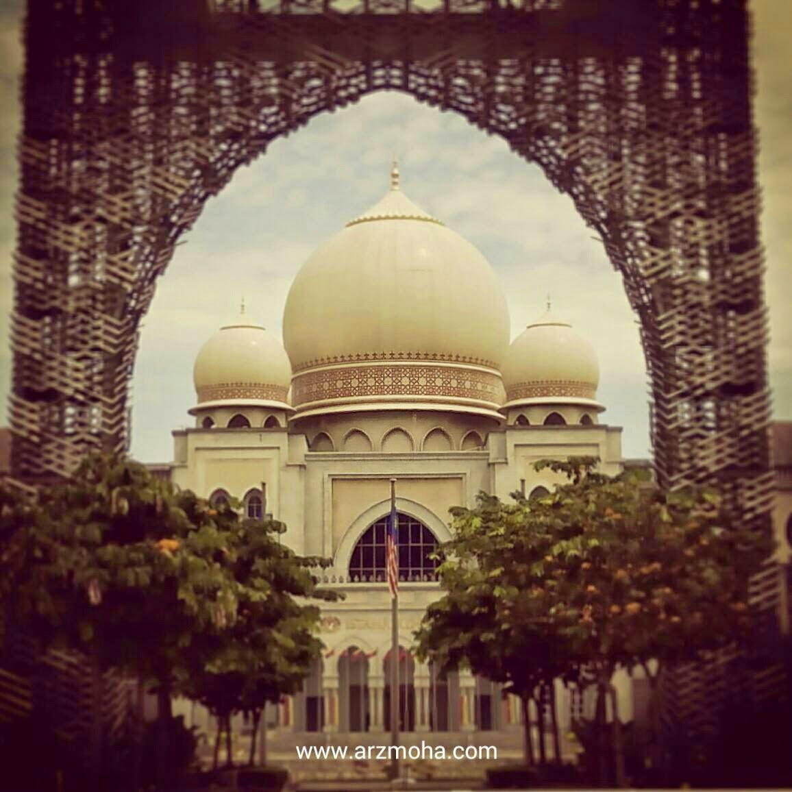 Tips, gambar cantik, gambar lawa, photography, architecture, istana kehakiman, palaca of justice, putrajya, malaysia, arzmoha