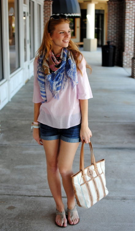Aesthetic Lounge Summer Scarves