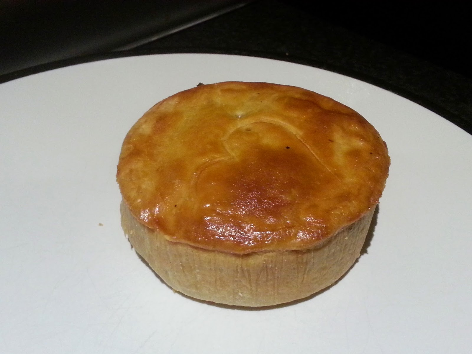 chicken leek pie