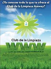 CLUB DE LA LIMPIEZA AMWAY