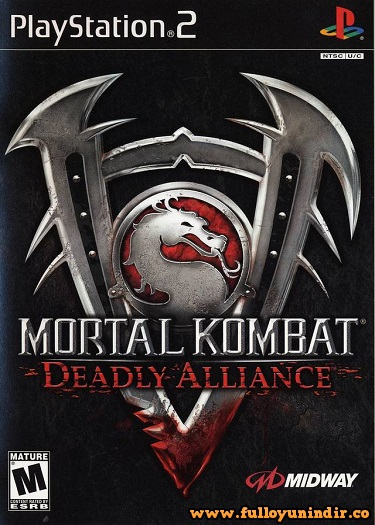 Mortal Kombat Deadly Alliance (PAL) Playstation 2