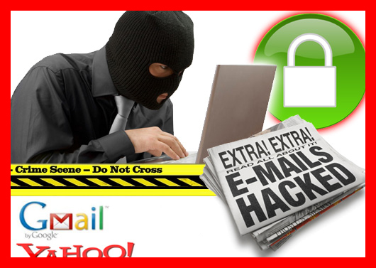 how to recover when your email account is hacked