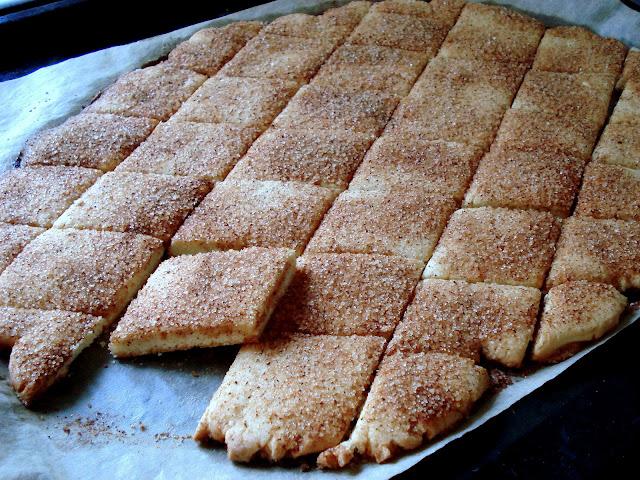 Печенье земелах с корицей рецепт с фото